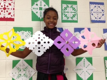 Snowflake Radial Designs